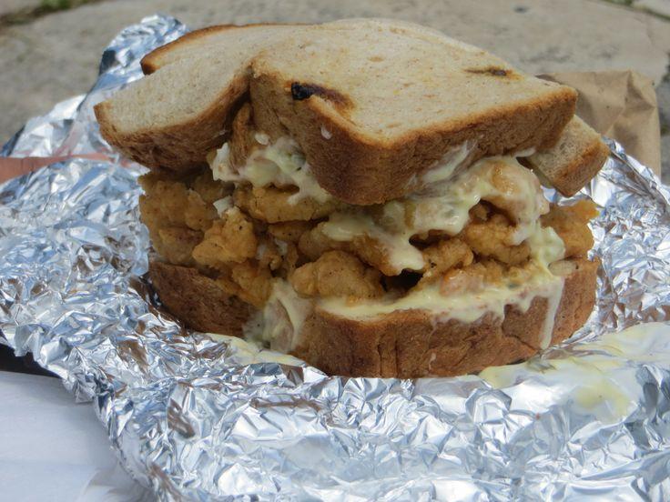 Art mels fish sandwich dinner pinterest fish for Who has the best fish sandwich