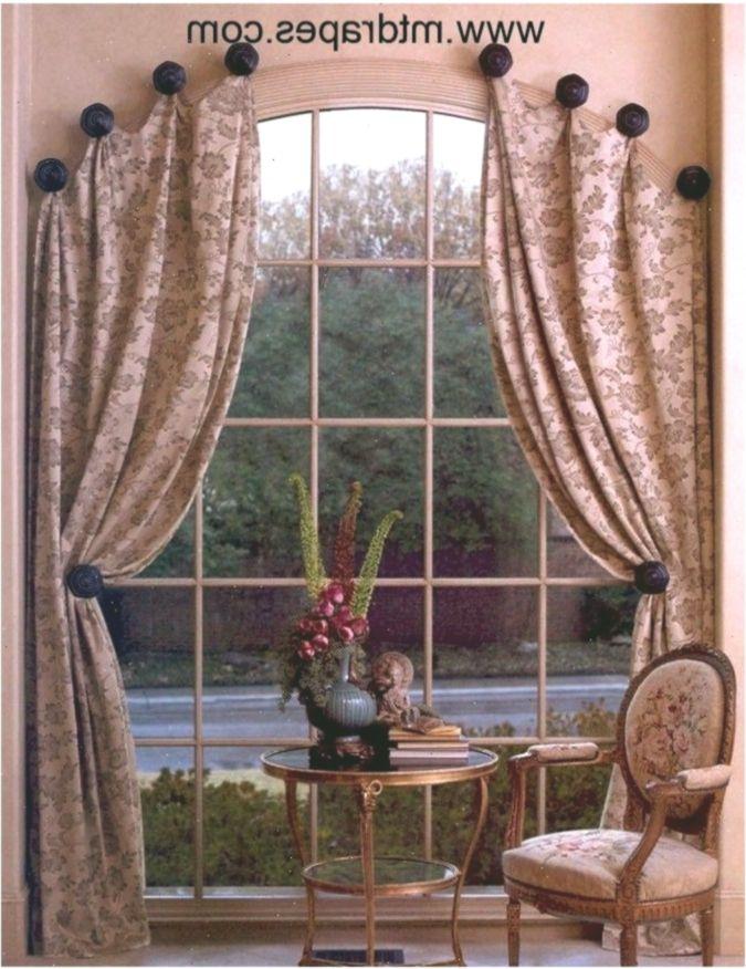 How To Make Window Scarf Holders Schlafzimmermitgardinen