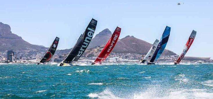 THE VOLVO OPEN OCEAN RACE  The Ultimate Guide To Major Sports Events In Cape Town - Explore Sideways