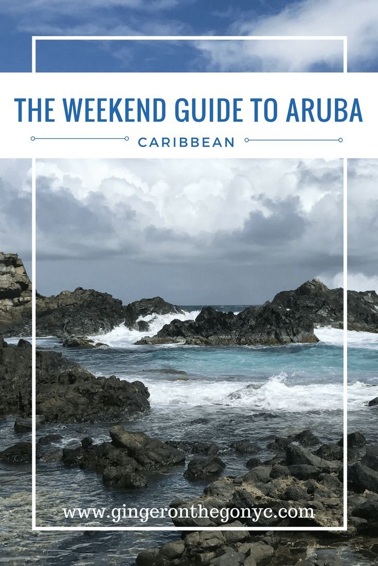 A Weekend Guide to Aruba packs in as much fun and adventure on the caribbean island as anyone can handle in a weekend. Great food, beaches, and more!