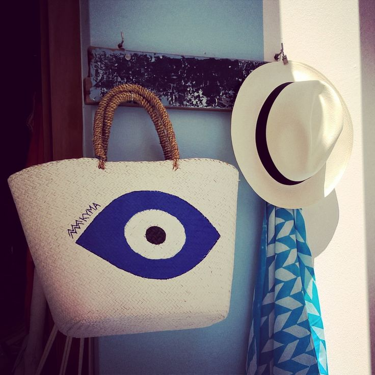 http://kymastyle.wordpress.com - #Dawanda http://dawanda.com/shop/kymastyle  #frenchbasket #ibizabasket #beachbasket #beachwear