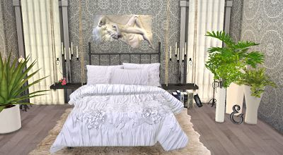 Sims 4 CC's - The Best: Blanket & Pillow Recolors by Ilona ...