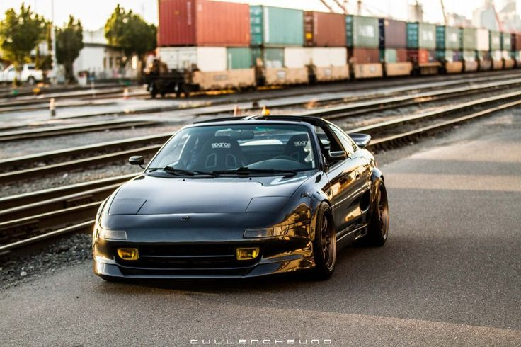 A Restored Toyota MR2 That Lives For the Twisties • Petrolicious
