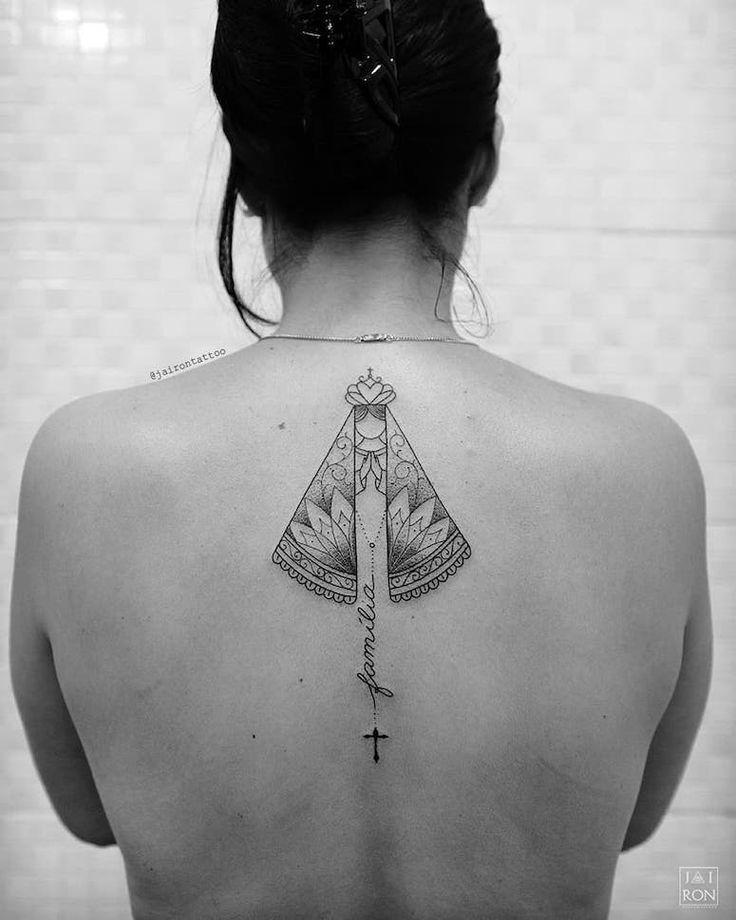 65 fotos de tatuagem de Nossa Senhora que vão te inspirar | Tatuagem, Frases para tatuagem feminina, Tatuagem simples