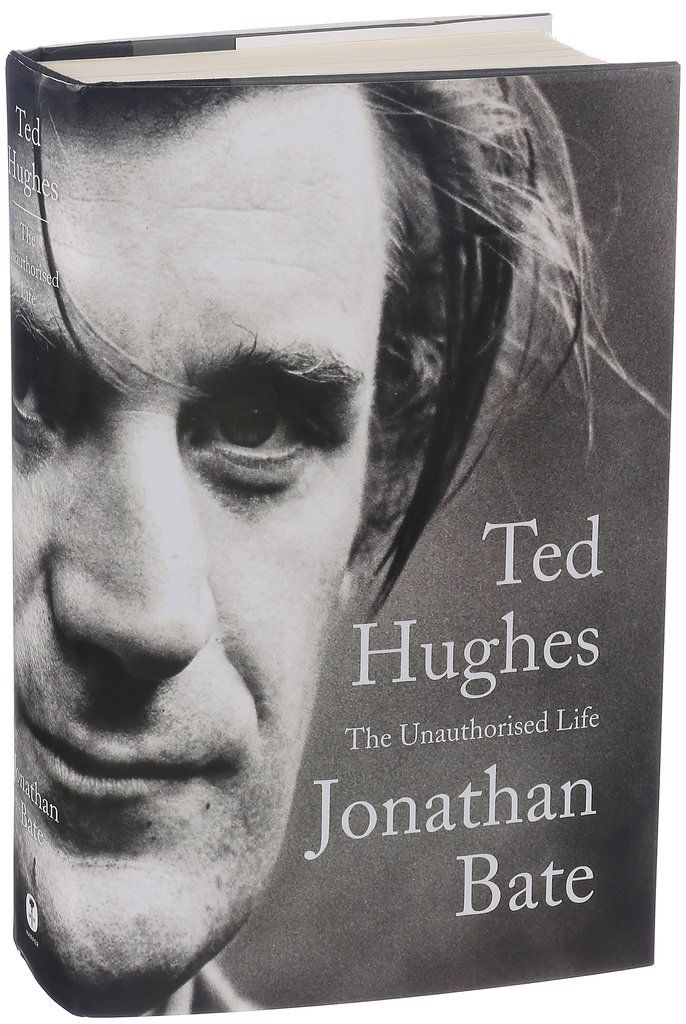A biography by Jonathan Bate of Britain's longtime poet laureate and yes, Sylvia Plath's too-handsome husband.