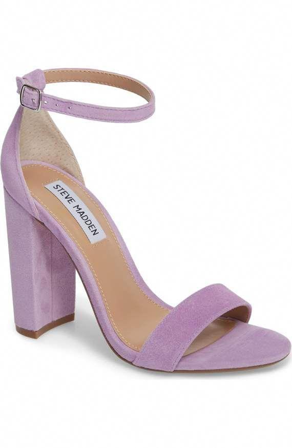 Lavender heels, Lavender shoes