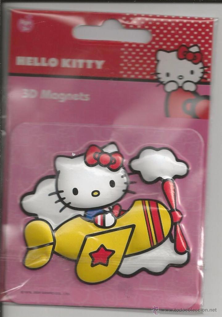 Hello Kitty 3D magnet - Relief Fridge Magnet 1