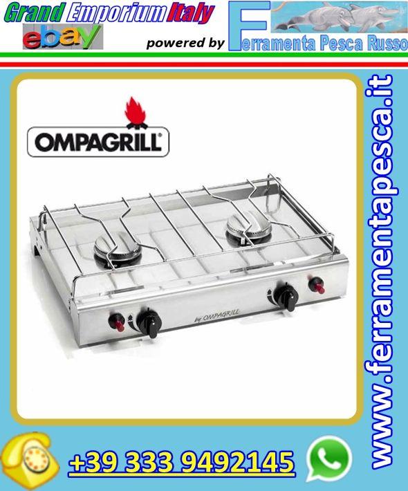 OMPAGRILL Produzione di Barbecues, Graticole, Accessori e Pietre Dietetiche