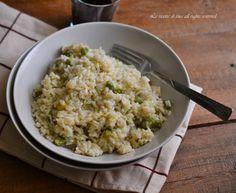Risotto agli asparagi magic cooker