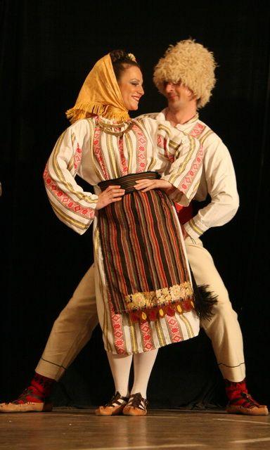 Serbian folklore vlaske.