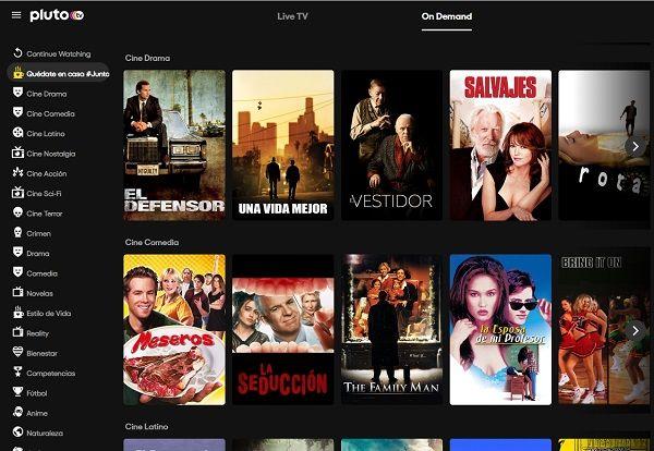Dónde Ver Películas Completas Gratis En Español Plataformas Legales Para Disfrutar Del Cin Paginas Para Ver Peliculas Películas Completas Gratis Ver Películas