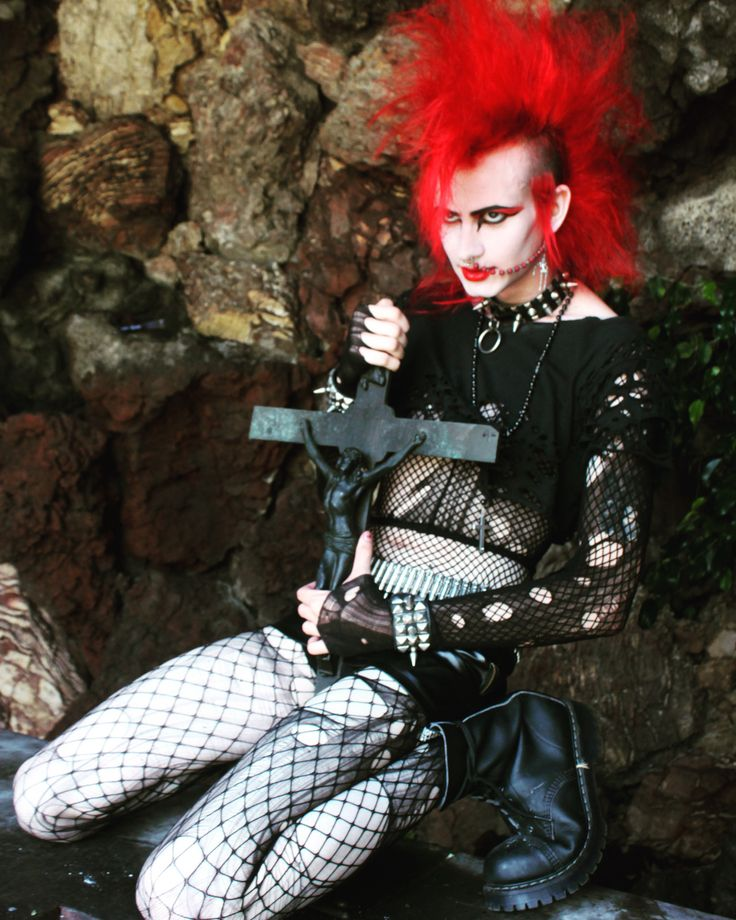 492 best ☥ DeAtHrOcK ☥ images on Pinterest   Goth girls ...  492 best ☥ De...