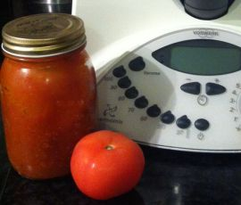 Recipe Tomato Ketchup by fertilemertile - Recipe of category Sauces, dips & spreads