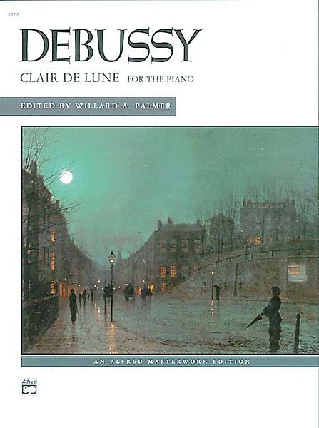 Clair de lune (from Suite Bergamasque)