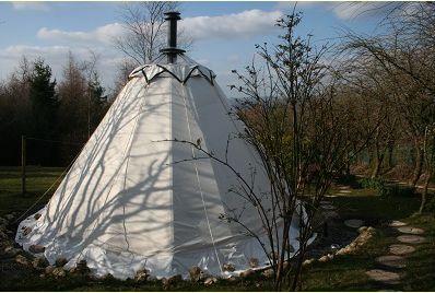 Larkhill Tipis and Yurts in UK