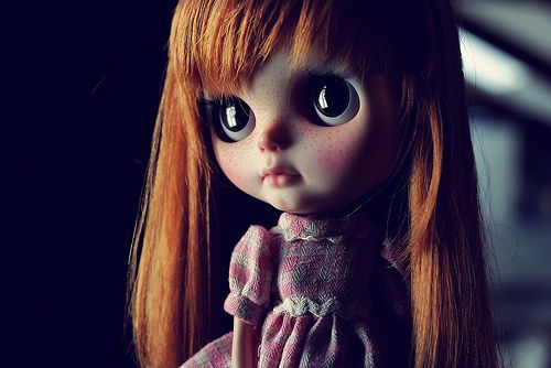 Clementine, my dolly-love of my life <3