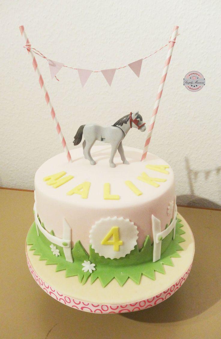 Gâteau cheval                                                                                                                                                                                 Plus
