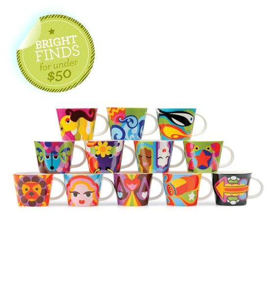 Glo's Latest Obsession: French Bull Astrology Mugs