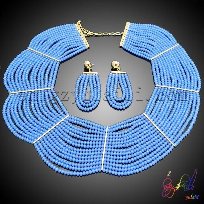 melhor traje africano jogo da jóia quente/robusto boa qualidade artesanal jóias contas definida-Conjuntos de joias-ID do produto:900003537516-portuguese.alibaba.com