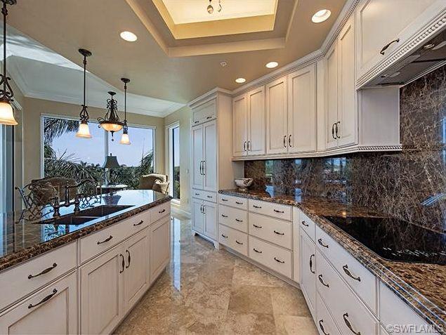 kitchen design naples fl. Traditional kitchen  condo renovation white cabinets with dark granite Park Shore in Naples FL 83 best designs images on Pinterest Kitchen