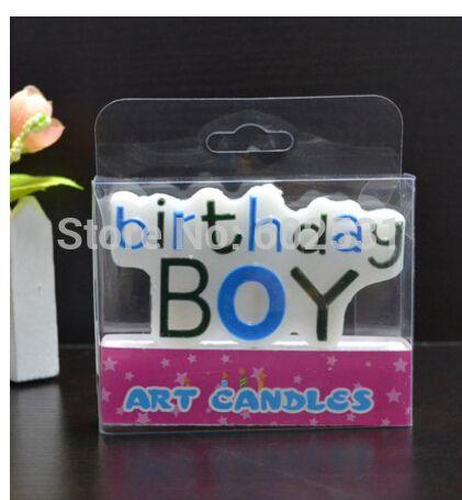 Творческий бездымного именинница и именинник торт ко дню рождения свечи письма свечи творческий торт свечи ну вечеринку украшения