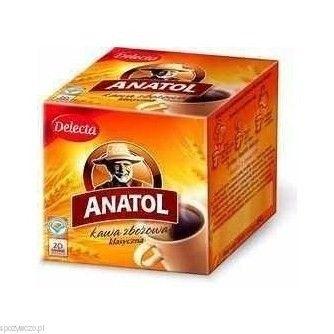 DELECTA kawa ANATOL klasyczna 84g opak.36 | spozywczo.pl Pyszna kawa do kupienia z http://www.spozywczo.pl/hurtownia-kawy-herbaty