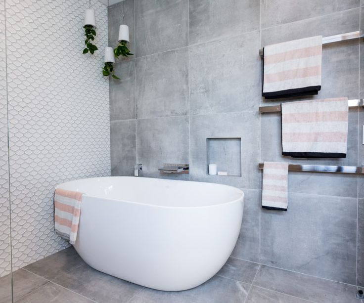 Get the look: Emma and Courtney's bathroom - Homes To Love