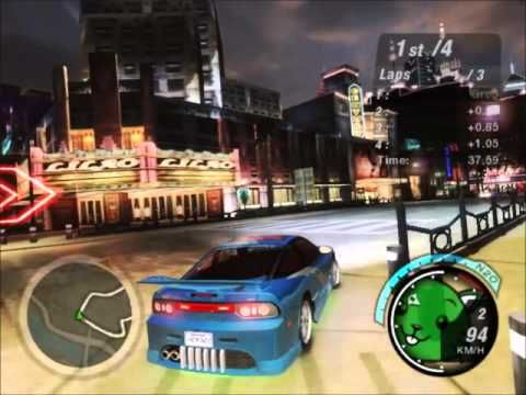Need For Speed Underground 2 Gameplay part 2 - YouTube
