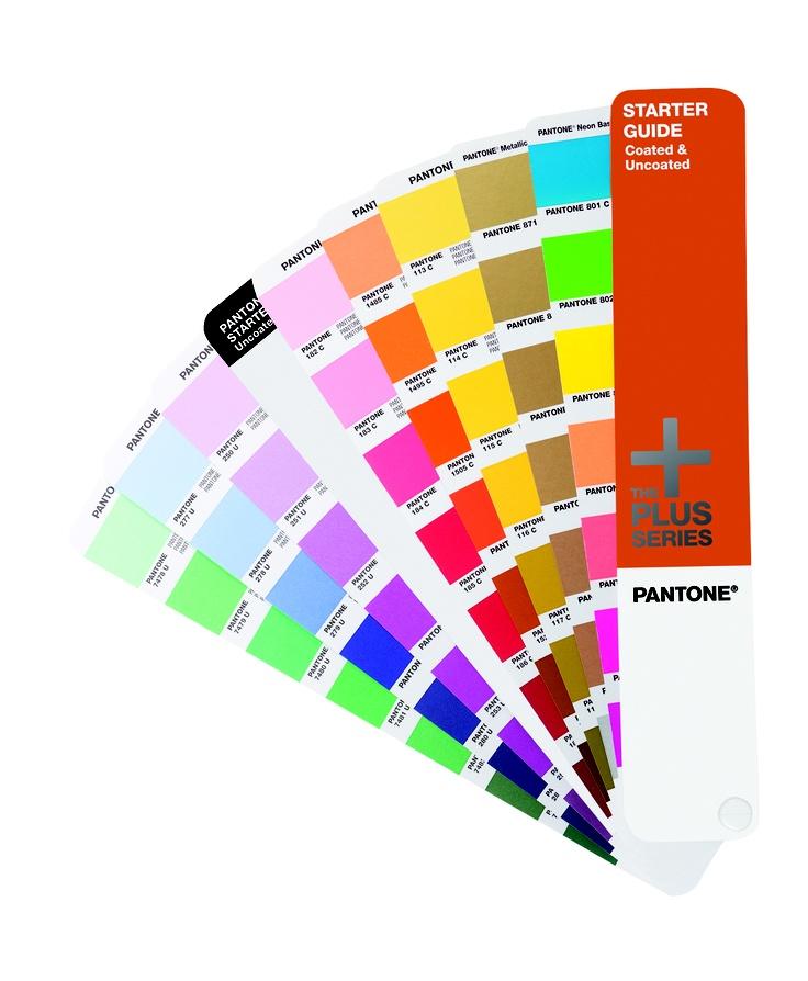 Pantone Starter Guide es la carta de color de Pantone más económica. La más asequiple para empezar a utilizar los colores del Universo Pantone. Una guía específicamente desarrollada para estudiantes de diseño y para todas aquella personas que empiezan en el mundo de la creatividad y la comunicación visual, pero también para los que no quieren invertir mucho dinero en una carta de color.  $42 Euros!!!