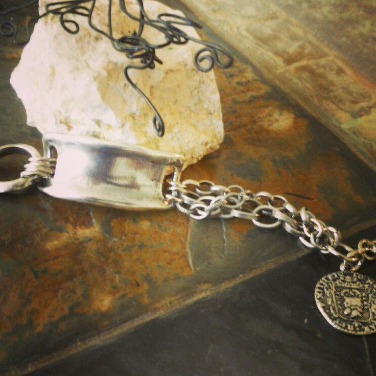 Amazing trendy metalwork bracelet #europeanstyle #trendy #unique #artistic #perfectgift #christmasgifts #musthavebracelet