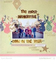 A Project by Susan Weinroth from our Scrapbooking Gallery originally submitted 12/03/13 at 08:18 PM