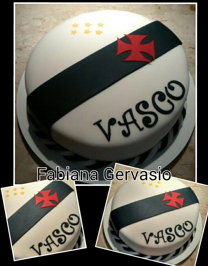 Cake Futebol Vasco
