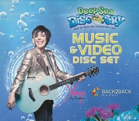 Deep Sea Discovery VBS: Music & Video CD Set