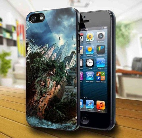 Moscow After the Apocalypse iPhone 5 Case | kogadvertising - Accessories on ArtFire