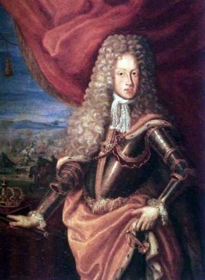 Josef I. Habsburský, císař římský a král český a uherský