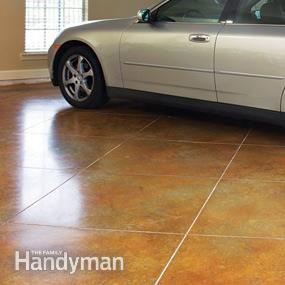 Love this Garage Flooring