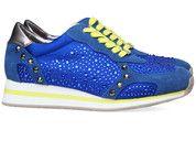 Blauwe Liu Jo schoenen Running Aura sneakers