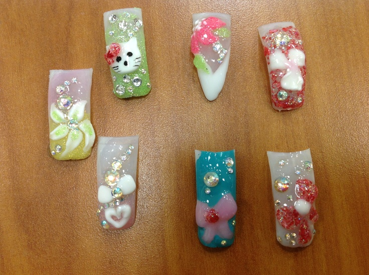 16 best Nail designs images on Pinterest | Make up looks, Nail ...