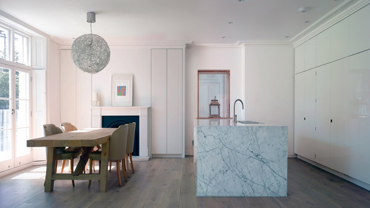 UPPER RICHMOND ROAD, PUTNEY | London Architects | Modern & Residential Architects, London & Surrey - Dyer Grimes Architects