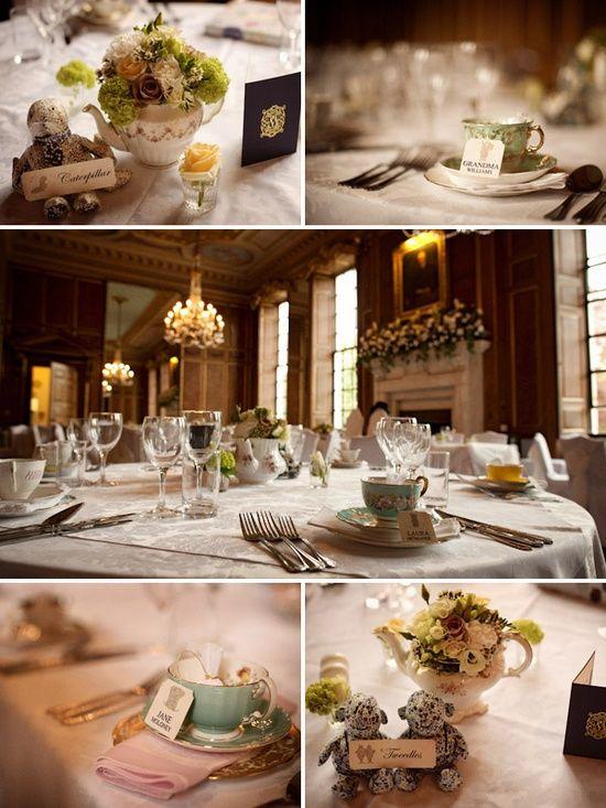 A Wonderland Wedding Part 2 Muriels WeddingTea Party WeddingWedding ThemesWedding