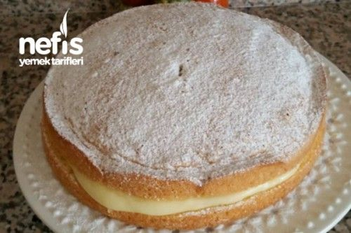 Alman Pastası Yapımı Tarifi