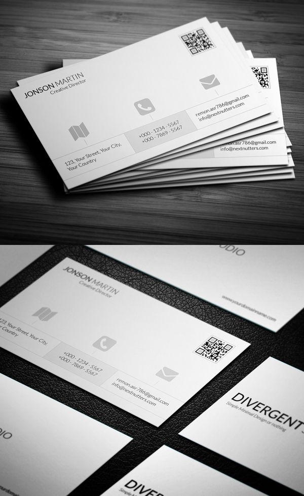 335 best Beautiful Business Cards images on Pinterest | Business ...