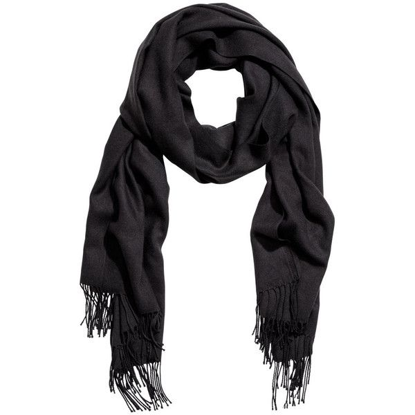 Woven scarf 79 AED ❤ liked on Polyvore featuring accessories, scarves, fringe shawl, short scarves, woven scarves, braided scarves and woven shawl