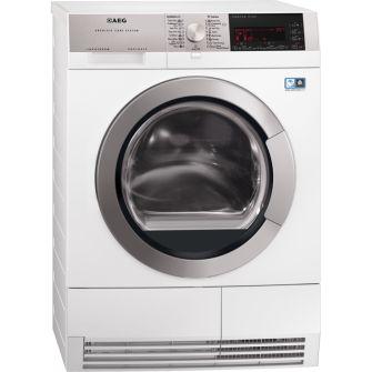 Sušička prádla AEG T97689IH3 + 10 let záruka na motor | e-shop Alin