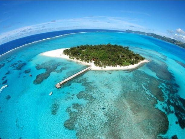 Managaha Island, Saipan USA, Saipan, Northern Mariana Islands