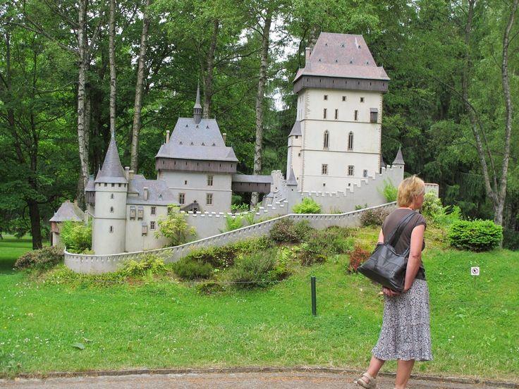 Park Boheminium Mariánské Lázně