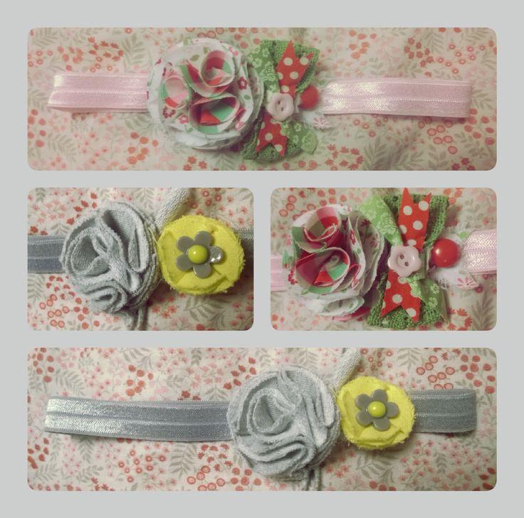 More Hairbands For Babygirl / Toddler