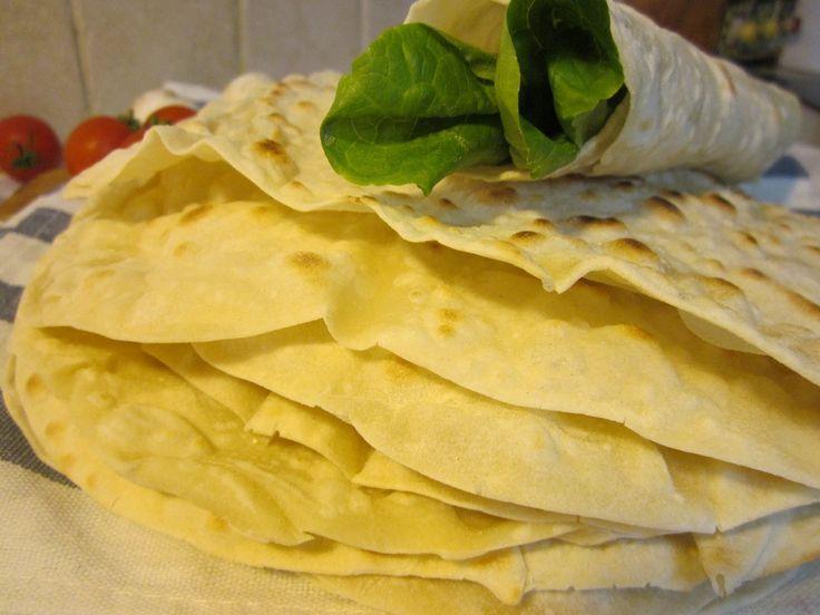 Рецепт - Армянский Лаваш