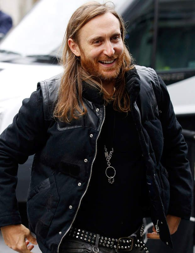 David Guetta aujourd'hui...