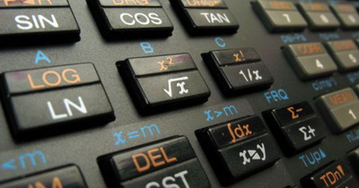 Cómo obtener el dominio y el rango en una calculadora. Encontrar el rango y el dominio es una tarea relativamente fácil, pero en ocasiones es mucho más fácil emplear una calculadora gráfica en lugar de trabajarlo todo a mano. Aunque este tipo de calculadoras te ayuda a graficar la función, encontrar el dominio y el rango de la función requiere algo de matemáticas básicas. En este artículo se utiliza ...